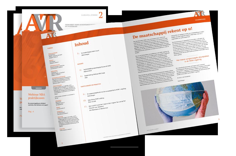 AVTR, het tijdschrift voor Accountancy-Vaktechniek & Tuchtrecht